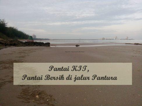 Pantai KIT, Pantai Bersih di Jalur Pantura Tuban