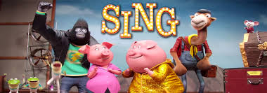 Review Film Animasi Sing