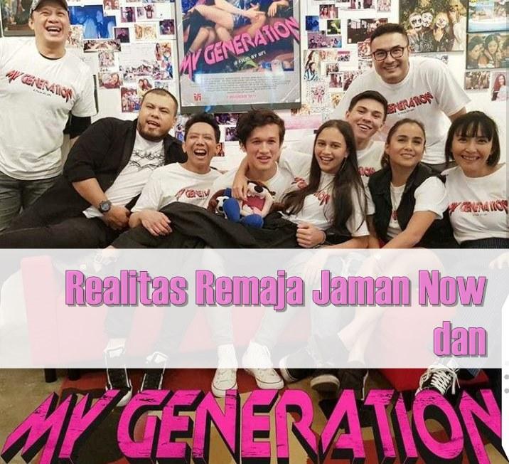 Realitas Remaja Jaman Now dan My Generation