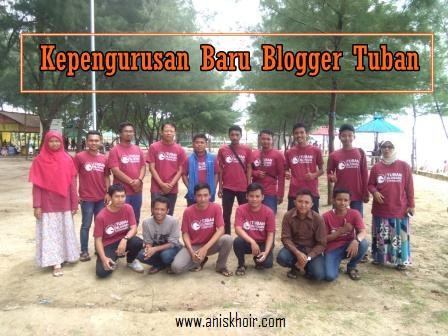 Kepengurusan Baru Blogger Tuban