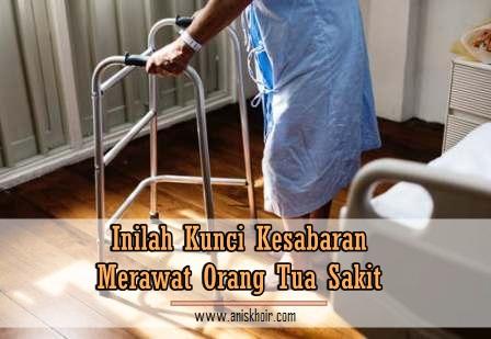 merawat orang tua sakit