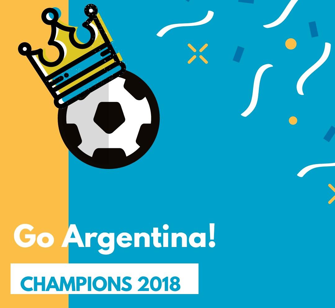 Kaos Timnas Argentina yang Belum Banyak Berubah Masih Ditampilkan dalam Ajang Piala Dunia 2018 Nanti