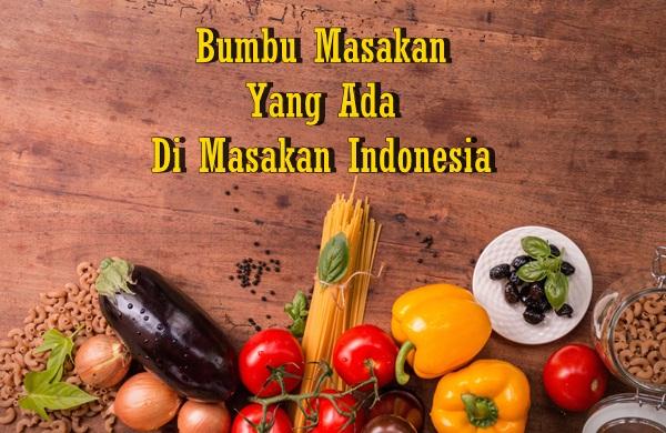 bumbu indonesia
