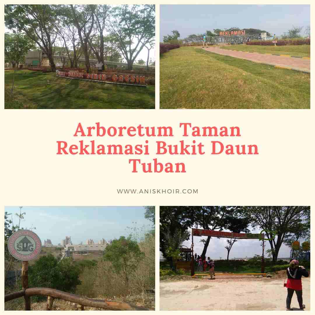Arboretum bukit daun