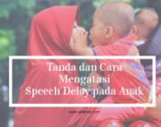 speach delay pada anak