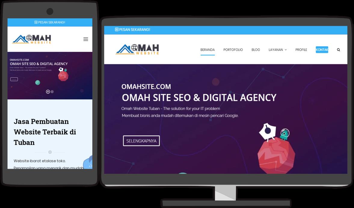Jasa Pembuatan Website Terbaik di Tuban