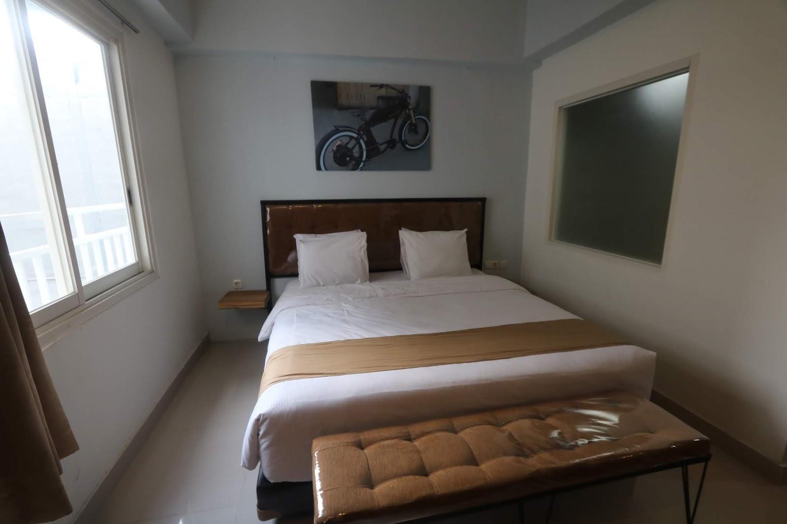 kamar charis hotel Tuban