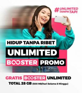 smartfren unlimited booster