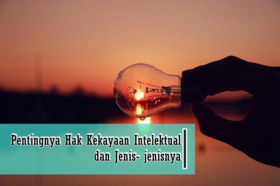 hak kekaayaan intelektual