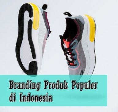 branding produk populer