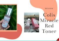 miracle red toner