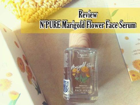 N'PURE Marigold Serum