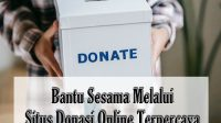 situs donasi online terpercaya