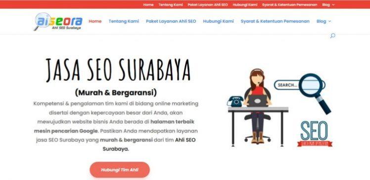 Ahli SEO Surabaya