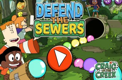 defend the sewer