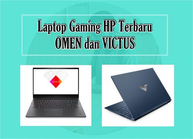 laptop gaming hp terbaru